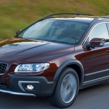 Volvo XC70 D5 AWD Summum Dynamic Geartronic