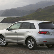 Acura RDX 5-Spd AT