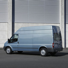 Ford Transit Custom Van 330L2 Base 2.2TDCi H1