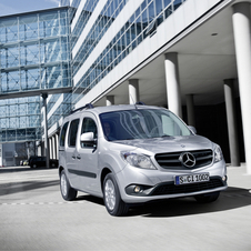 Renault already builds the Mercedes Citan in France
