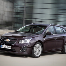 Chevrolet Cruze Station Wagon 1.4 Turbo LT