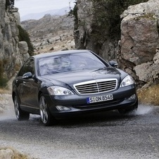 Mercedes-Benz S 320 CDI 4MATIC