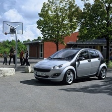 smart smart forfour 1.3 softouch plus