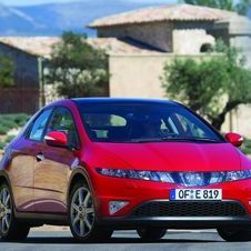 Honda Civic 2.2 i-CTDi Executive