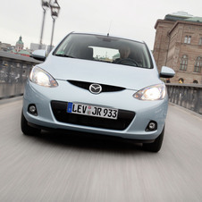 Mazda 2 MZ-CD 1.4 Exclusive