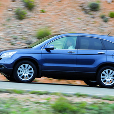 Honda CR-V 2.0 Executive Aut