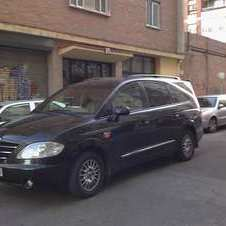 Ssangyong Rodius Premium Automatic