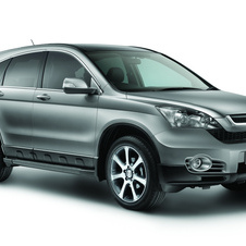 Honda CR-V 2.0 Executive Navi Aut