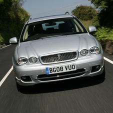 Jaguar X-Type Estate 2.0D Executive MY08