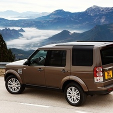 Land Rover Discovery 4 TDV6 2.7 SE