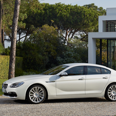 BMW 640i xDrive Gran Coupé
