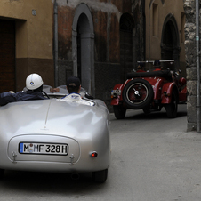 BMW 328 Touring Spider
