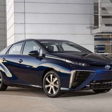 In the first month after market launch, Toyota received 1500 orders for the Mirai only in Japan