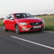Volvo S60 D4 R-Design Momentum Geartronic