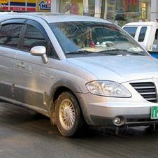 Ssangyong Rodius Limited Automatic