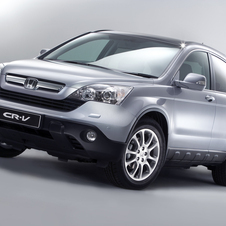 Honda CR-V 2.0 Executive Top  Aut