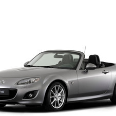 Mazda MX-5 1.8 Exclusive Plus (09)