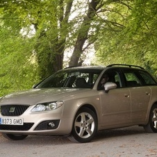 Seat Exeo ST 2.0 TDI 143cv DPF CR Reference