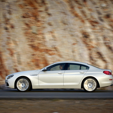 BMW 650i xDrive Gran Coupé