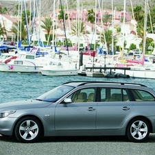 BMW 530d Touring Automatic