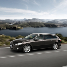 Peugeot 508 SW 2.0 HDi Active Auto