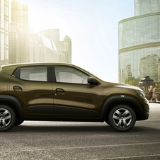 The new Renault hatchback is based on the 2014 KWID concept