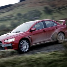 Mitsubishi Lancer 2.0 MR Evolution X TC-SST