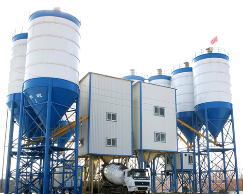 How Concrete Batching Plants Control Costs