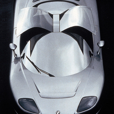 Italdesign Nazca C2