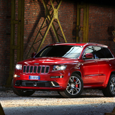 The Grand Cherokee will be built at the Italian factory