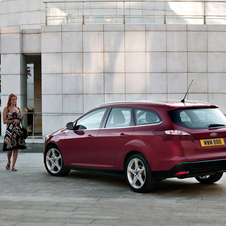 Ford Focus Estate 2.0TDCi Titanium Best Powershift