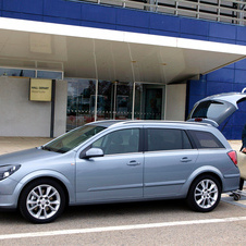 Opel Astra Caravan 1.9 CDTI DPF 120cv Enjoy Active Select