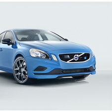 The S60 Polestar has 350hp from its upgraded 3.0-liter T6 engine