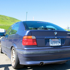BMW 318ti Compact Automatic