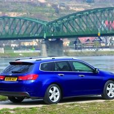 Honda Accord Tourer 2.2 i-DTEC Executive Top Limited Edition