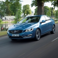 Volvo S60 D3 Momentum Geartronic