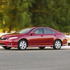 Toyota Camry SE 5-Spd AT