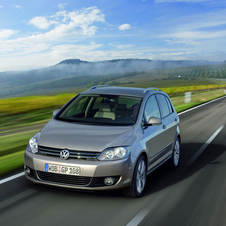 Volkswagen Golf Plus 1.2 TSI S