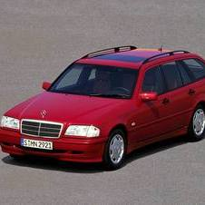 Mercedes-Benz C 200 CDI Station Wagon AT