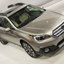 In New York Subaru revealed only the technical data of the U.S. version of the Outback