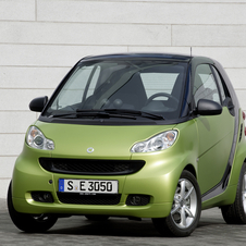 smart fortwo coupé cdi 54hp pure (FL)