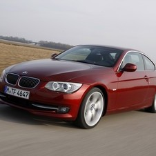 BMW 320d Coupé Edition Exclusive xDrive AT