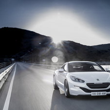 The RCZ is getting a refreshed design for next year