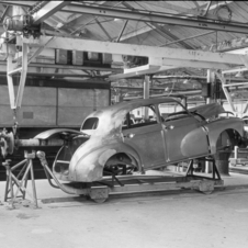 Cars have been produced at the factory for the last century