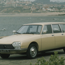 Citroën GS Club Break
