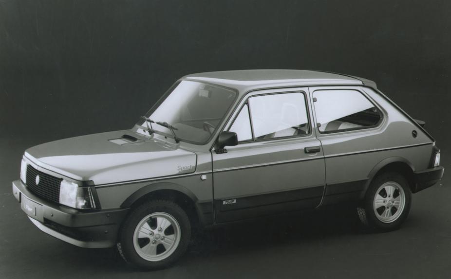 Fiat 127 Sport 2 Fotos Und 53 Technische Daten De