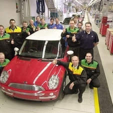 It has completed over 2.25 million modern Minis