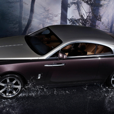 The Wraith is the fastest Rolls-Royce ever