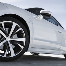 When it goes on sale, it will have a variety of personalization options available including many wheel and roof options