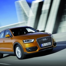 Both the Q3 and X3 sold about 70,000 units last year